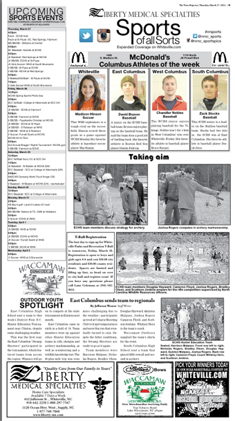 Sports of all Sorts Print Edition